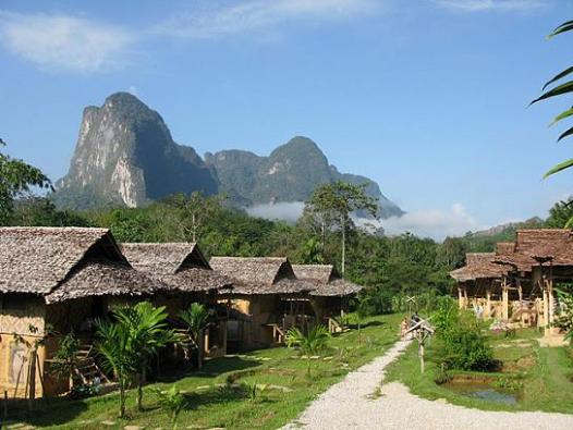Take a walk on the wild side in rural Thailand