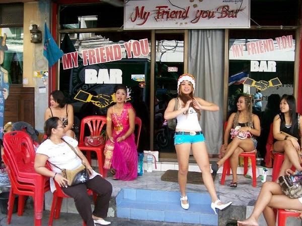 blowjob bars in Pattaya zwarte squiter Porn